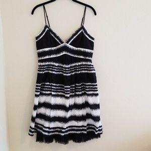 NWT BCBG Max Azria Dress Black and White Dress 🐝